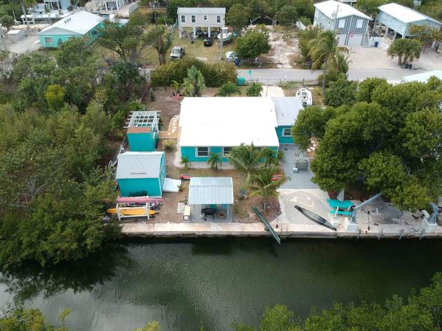 3965 Hall Road, Big Pine Key, FL 33043 (MLS #590259) :: Coastal Collection Real Estate Inc.
