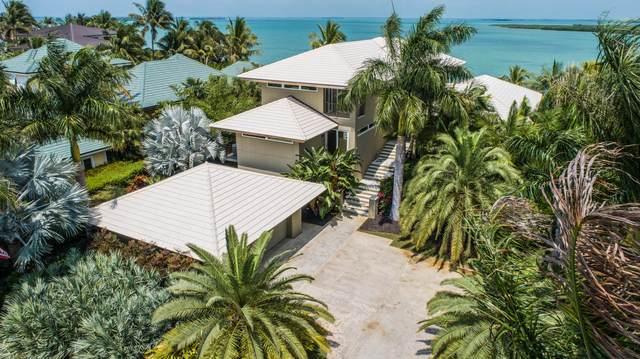 71 Cannon Royal Drive, Shark Key, FL 33040 (MLS #590587) :: Key West Luxury Real Estate Inc