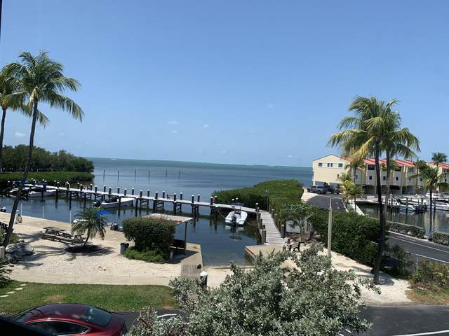 88500 Overseas Highway #208, Plantation Key, FL 33070 (MLS #590601) :: Key West Luxury Real Estate Inc