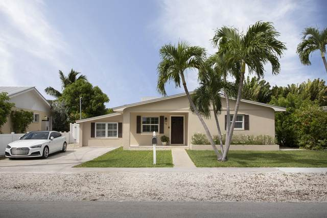 18 Beachwood Drive, Key Haven, FL 33040 (MLS #590607) :: Coastal Collection Real Estate Inc.