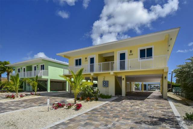 400 & 410 3rd Street, Key Colony, FL 33051 (MLS #590705) :: Key West Luxury Real Estate Inc