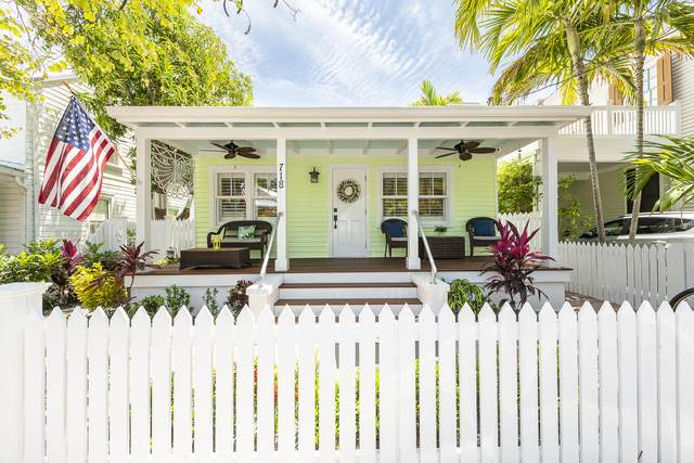718 Windsor Lane, Key West, FL 33040 (MLS #590806) :: Key West Luxury Real Estate Inc