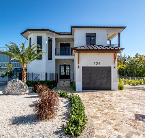 104 Fairwich Court, Key Largo, FL 33037 (MLS #590896) :: Key West Luxury Real Estate Inc