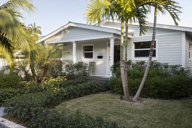 1522 Washington Street, Key West, FL 33040 (MLS #591117) :: Key West Vacation Properties & Realty