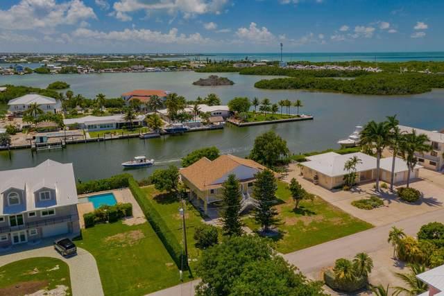 120 Avenue G, Marathon, FL 33050 (MLS #591204) :: Coastal Collection Real Estate Inc.