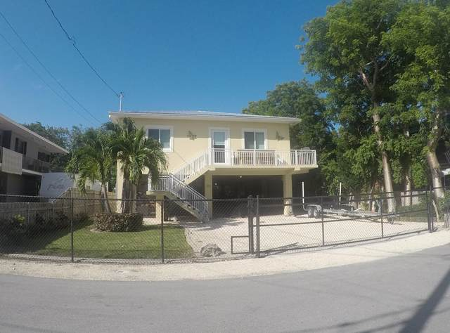 412 Coconut Drive, Key Largo, FL 33037 (MLS #591322) :: Coastal Collection Real Estate Inc.