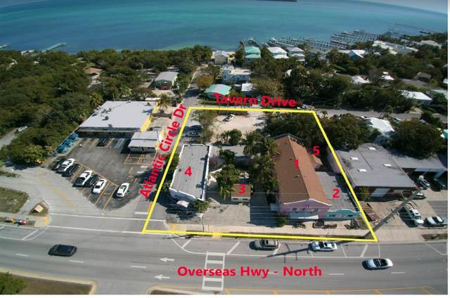 91865 Overseas Highway, Key Largo, FL 33070 (MLS #591361) :: Brenda Donnelly Group