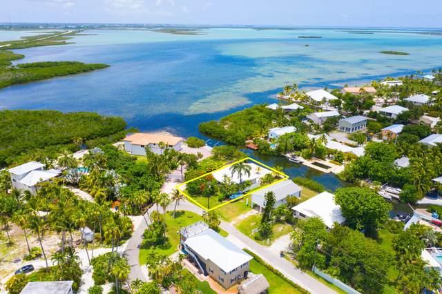 166 Sugarloaf Drive, Sugarloaf Key, FL 33042 (MLS #591381) :: Jimmy Lane Home Team