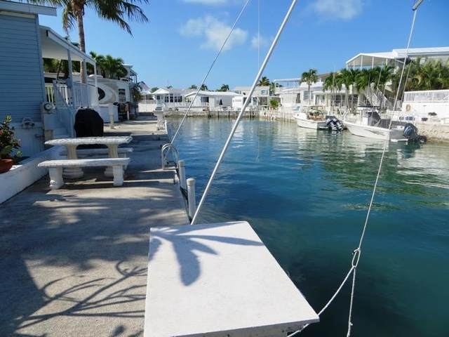 701 Spanish Main Drive #122, Cudjoe Key, FL 33042 (MLS #591402) :: Coastal Collection Real Estate Inc.