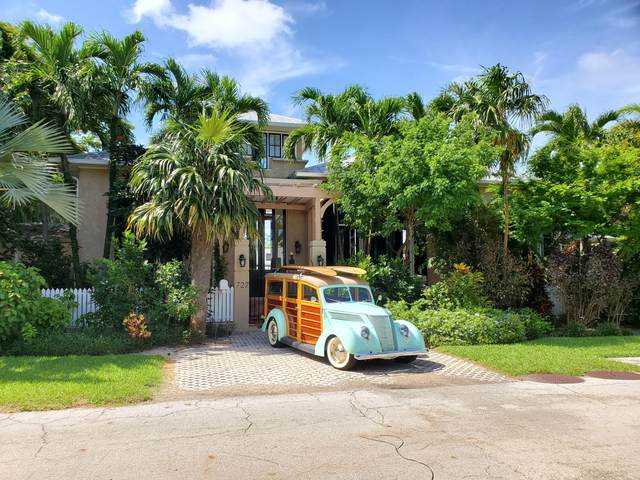 727 Washington Street, Key West, FL 33040 (MLS #591415) :: Brenda Donnelly Group