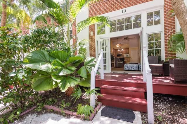101 Front Street #19, Key West, FL 33040 (MLS #591606) :: Brenda Donnelly Group