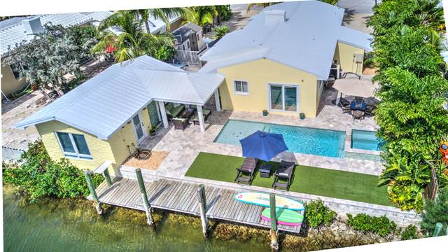 648 30Th Street Ocean Street, Marathon, FL 33050 (MLS #591668) :: Brenda Donnelly Group