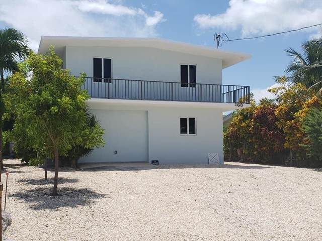 163 N Coconut Palm Boulevard, Plantation Key, FL 33070 (MLS #591700) :: Key West Luxury Real Estate Inc