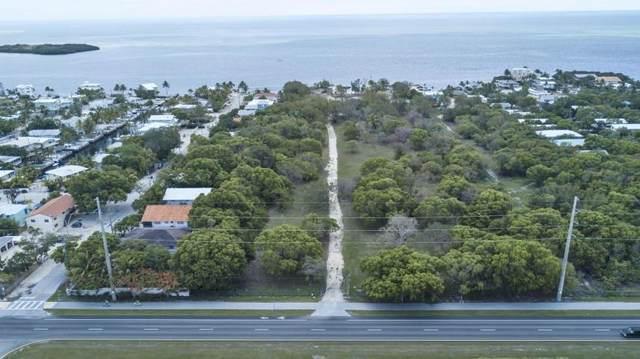 95351 Overseas Highway, Key Largo, FL 33037 (MLS #591728) :: Coastal Collection Real Estate Inc.