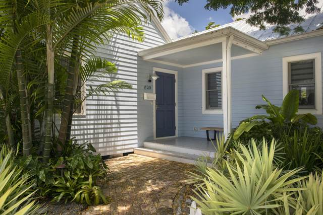 629 Elizabeth Street, Key West, FL 33040 (MLS #592000) :: Key West Luxury Real Estate Inc