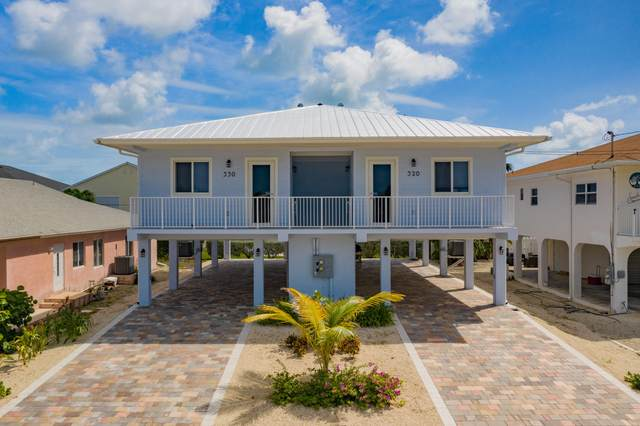 320 & 330 3rd Street, Key Colony, FL 33051 (MLS #592618) :: Coastal Collection Real Estate Inc.