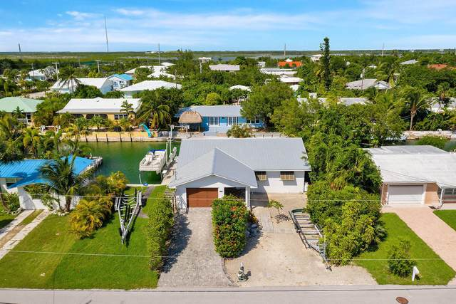 21027 4Th Avenue, Cudjoe Key, FL 33042 (MLS #592775) :: Brenda Donnelly Group