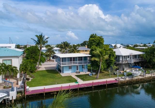 147 Sonny Road, Plantation Key, FL 33070 (MLS #592871) :: Key West Luxury Real Estate Inc