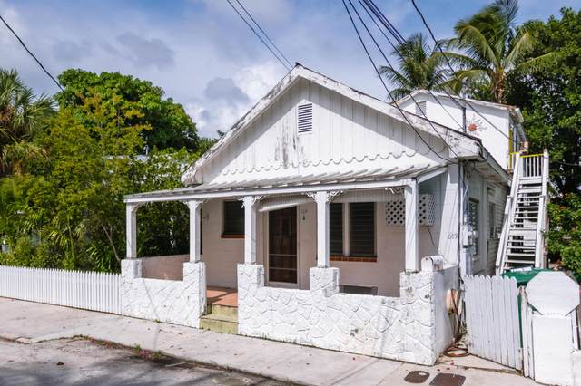 613 Ashe Street, Key West, FL 33040 (MLS #592885) :: Key West Luxury Real Estate Inc
