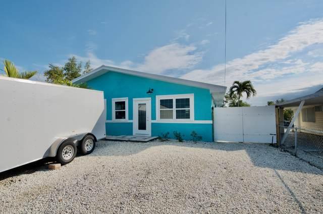 1665 Narcissus Avenue, Big Pine Key, FL 33043 (MLS #593017) :: Brenda Donnelly Group
