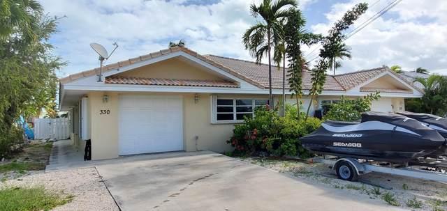 330 10Th Street, Key Colony, FL 33051 (MLS #593385) :: KeyIsle Realty