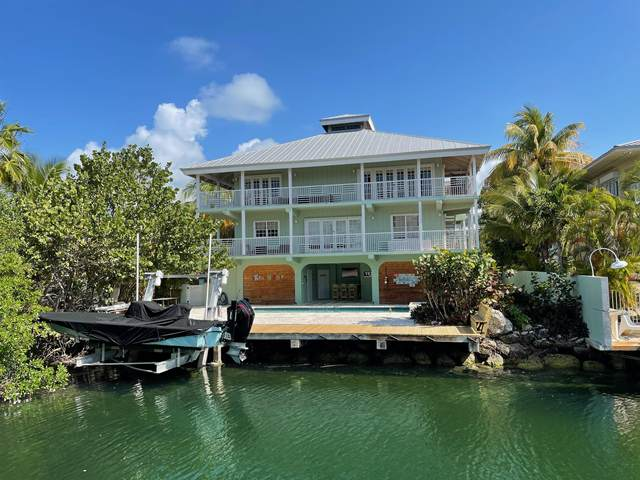 44 Floral Avenue, Key Haven, FL 33040 (MLS #593738) :: Key West Vacation Properties & Realty