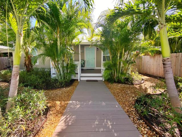 2012 Patterson Avenue, Key West, FL 33040 (MLS #593878) :: Jimmy Lane Home Team