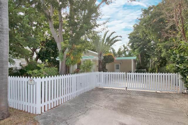 166 Pearl Avenue, Plantation Key, FL 33070 (MLS #594173) :: Brenda Donnelly Group