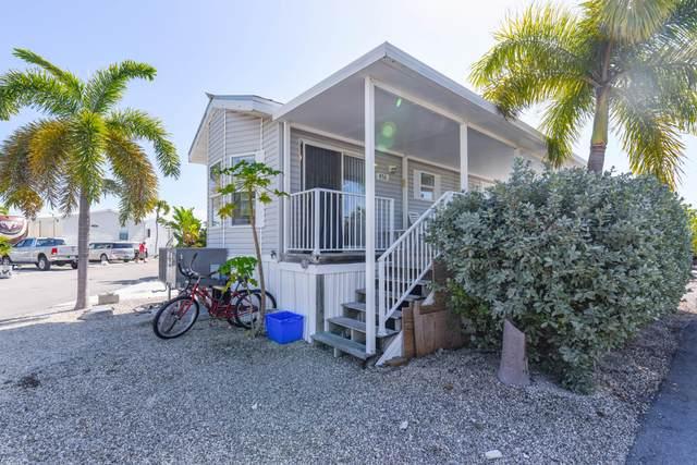 701 Spanish Main Drive #456, Cudjoe Key, FL 33042 (MLS #594792) :: Coastal Collection Real Estate Inc.