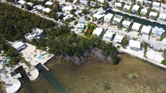 Canal St, Plantation Key, FL 33036 (MLS #595321) :: Infinity Realty, LLC