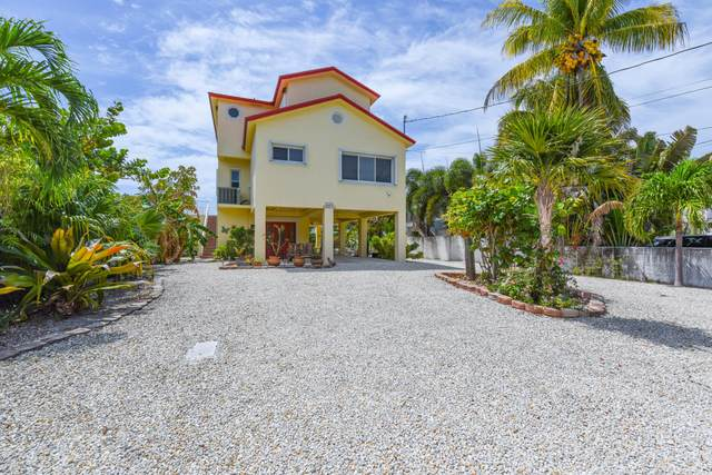 1172 Coates Lane, Cudjoe Key, FL 33042 (MLS #595416) :: Jimmy Lane Home Team