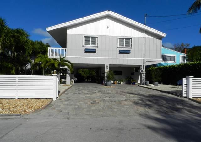42 Waterways Drive, Key Largo, FL 33037 (MLS #595507) :: Jimmy Lane Home Team