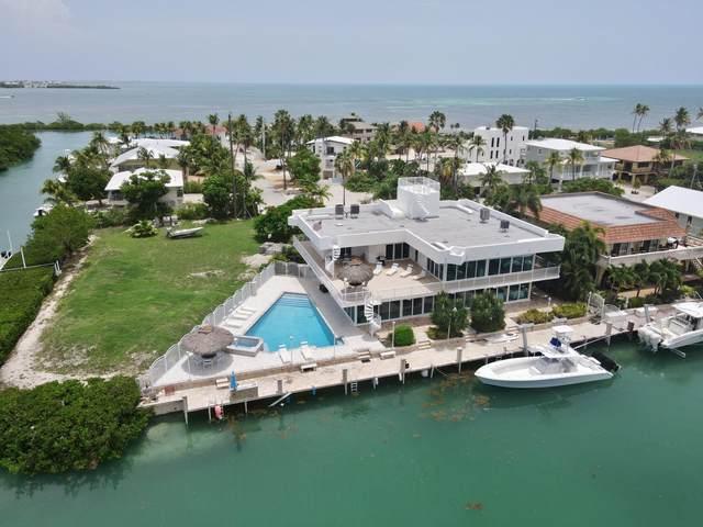 392 E Seaview Drive, Duck Key, FL 33050 (MLS #595524) :: The Mullins Team