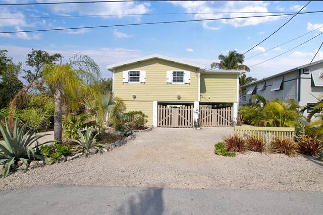 478 Blackbeard Road, Little Torch Key, FL 33042 (MLS #595581) :: Key West Luxury Real Estate Inc