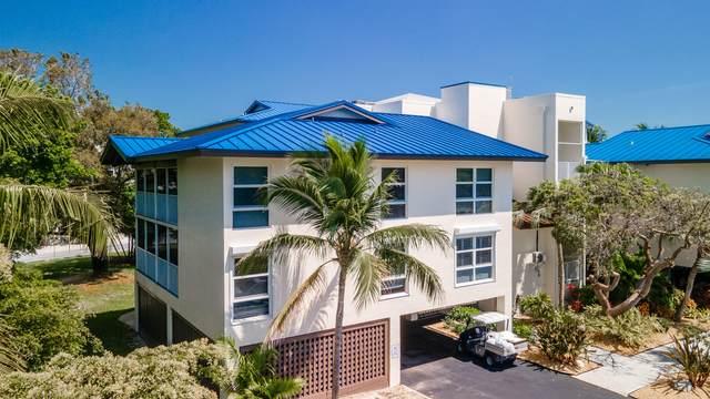 8301 Marina Villa Drive, Duck Key, FL 33050 (MLS #595743) :: The Mullins Team