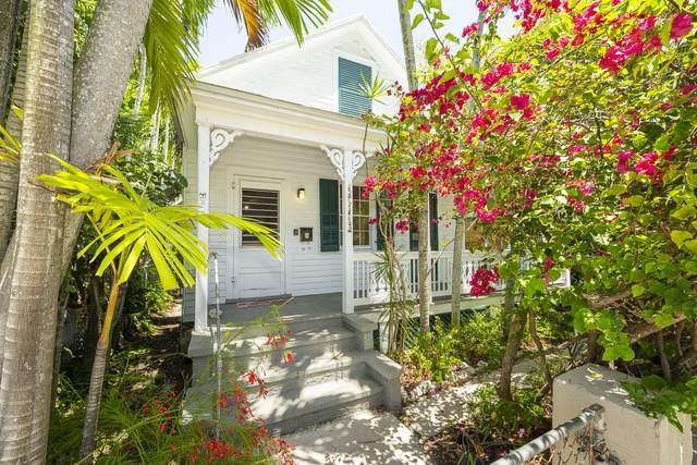 519 Frances Street, Key West, FL 33040 (MLS #595876) :: Key West Luxury Real Estate Inc