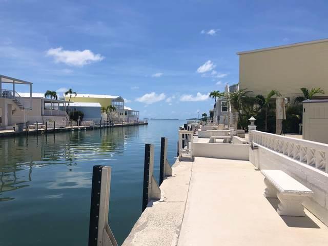 701 Spanish Main Drive #169, Cudjoe Key, FL 33042 (MLS #595898) :: Jimmy Lane Home Team