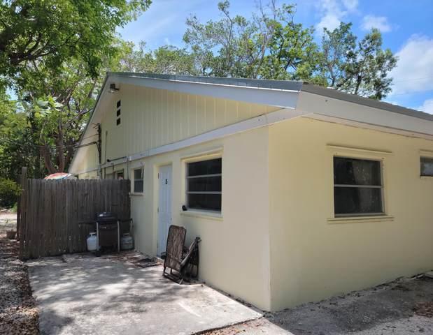 300 Sailfish Trail, Key Largo, FL 33037 (MLS #595960) :: Infinity Realty, LLC