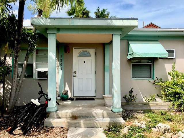 1209 1St Street, Key West, FL 33040 (MLS #596156) :: Key West Luxury Real Estate Inc