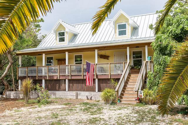 480 Margate Drive, Marathon, FL 33050 (MLS #596391) :: Coastal Collection Real Estate Inc.