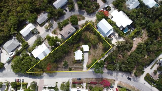 81120 Old Highway, Upper Matecumbe Key Islamorada, FL 33036 (MLS #596442) :: Keys Island Team