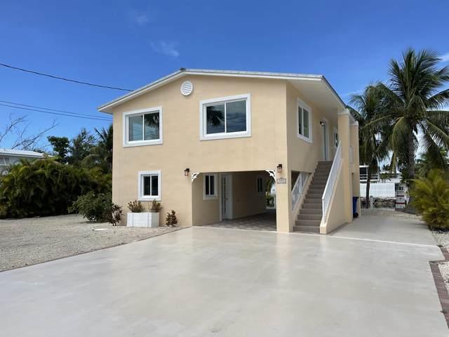 393 Palm Drive, Lower Matecumbe, FL 33036 (MLS #596590) :: Keys Island Team
