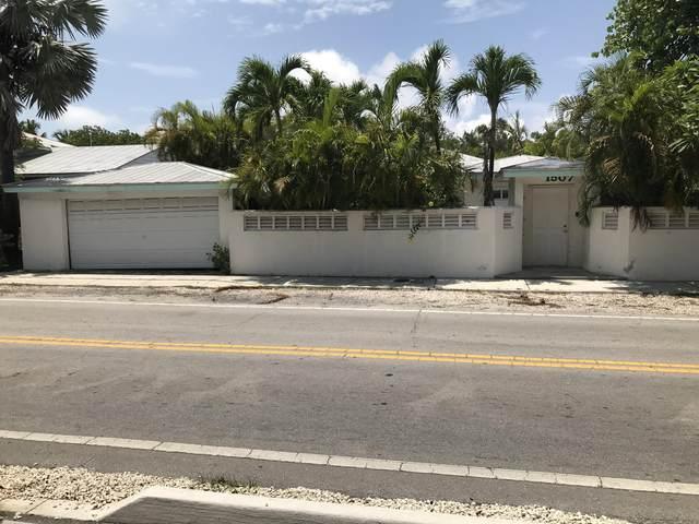 1507 Atlantic Boulevard, Key West, FL 33040 (MLS #596595) :: Coastal Collection Real Estate Inc.