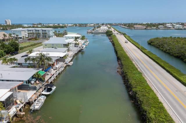 65 Coral Lane Lane, Key Colony, FL 33051 (MLS #596842) :: BHHS- Keys Real Estate