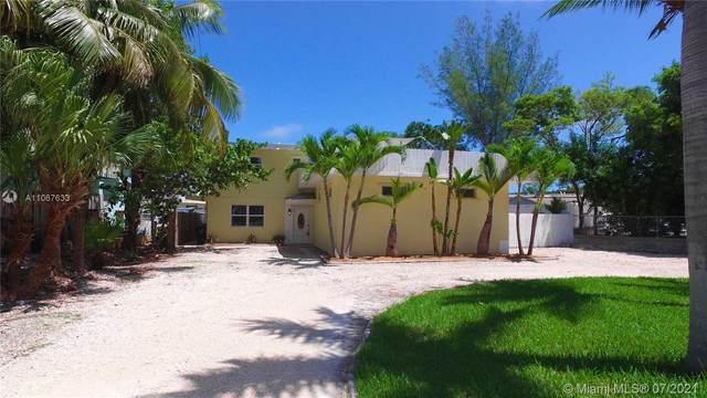 156 Gardenia Street #0, Plantation Key, FL 33070 (MLS #596884) :: Expert Realty
