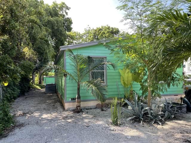 25 Oakwood Avenue, Key Largo, FL 33037 (MLS #597062) :: Key West Luxury Real Estate Inc