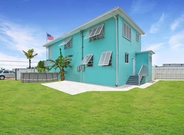 74450 Overseas Highway, Lower Matecumbe, FL 33036 (MLS #597095) :: KeyIsle Group