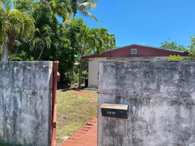 2312 Linda Avenue, Key West, FL 33040 (MLS #597228) :: Jimmy Lane Home Team