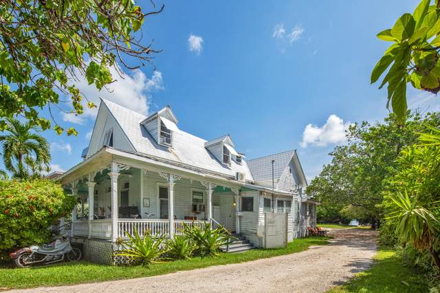 901 Eisenhower Drive, Key West, FL 33040 (MLS #597237) :: Expert Realty