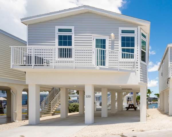 701 Spanish Main Drive #320, Cudjoe Key, FL 33042 (MLS #597570) :: Key West Luxury Real Estate Inc